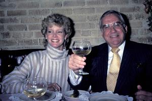 Ed McMahon with his wife Victoria Valentine1978 © 1978 Ulvis Alberts - Image 5942_0005
