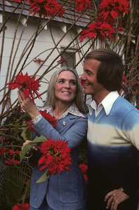 Pat Boone and his wife, Shirley1976© 1978 Gene Trindl - Image 5945_0042