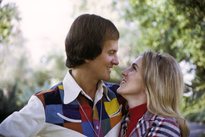 Pat Boone and his wife, Shirley1973© 1978 David Sutton - Image 5945_0045