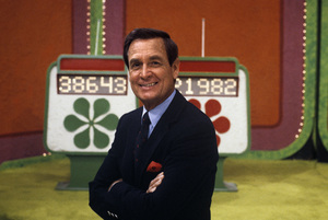 """The Price Is Right""Bob Barker1982Photo by Gabi Rona - Image 5949_0001"