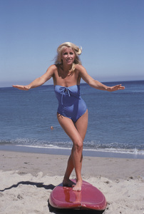 "Suzanne Somerson the set of ""Zuma Beach""1978 © 1978 Gunther - Image 5951_0050"