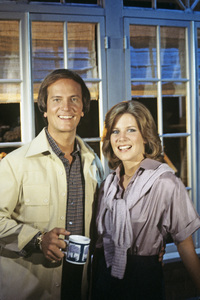 Pat and Debby Boonecirca 1970s© 1978 Gene Trindl - Image 5953_0008