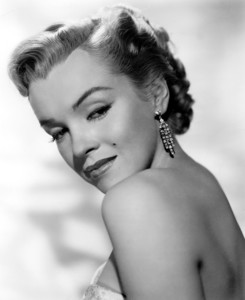 """""""All About Eve"""" Marilyn Monroe1950 20th Century Fox **I.V. - Image 5956_0013"""
