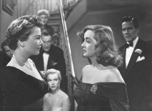 """All About Eve""Anne Baxter, Marilyn Monroe, & Bette Davis1950 20th Century Fox**I.V. - Image 5956_0022"
