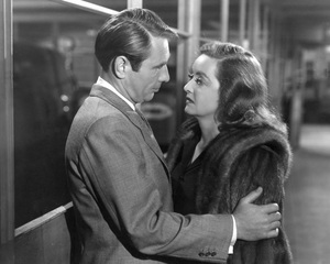 """All About Eve""Gary Merrill & Bette Davis  1950 20th Century Fox**I.V - Image 5956_0024"