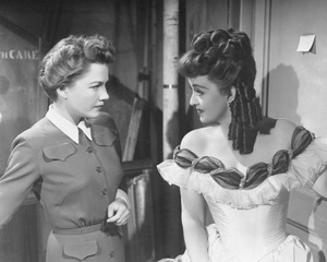 """""""All About Eve"""" Anne Baxter, Bette Davis 1950 20th Century Fox ** I.V. - Image 5956_0029"""