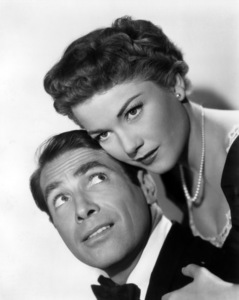 """""""All About Eve""""Gary Merrill, Anne Baxter1950 20th Century Fox** I.V. - Image 5956_0052"""