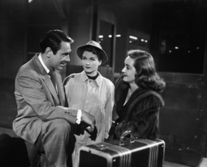 """All About Eve""Gary Merrill, Anne Baxter, Bette Davis1950 20th Century Fox** I.V. - Image 5956_0061"