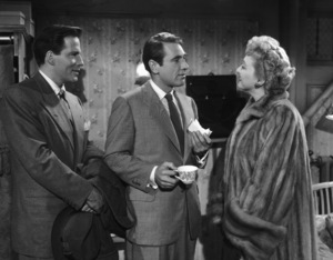 """All About Eve""Hugh Marlowe, Gary Merrill, Celeste Holm1950 20th Century Fox** I.V. - Image 5956_0063"
