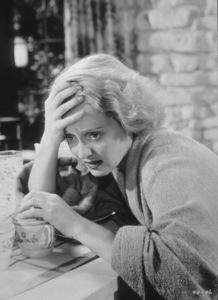 """Bette Davis in""""Dangerous,"""" 1935. - Image 5957_0001"""