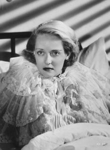 "Bette Davis in""Dangerous""1939 / Warner - Image 5957_0002"