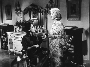 """What Ever Happened To Baby Jane?""Bette Davis, Joan Crawford1962 Warner Brothers - Image 5959_0002"