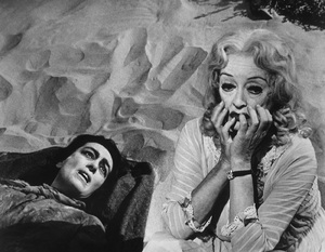"""What Ever Happened To Baby Jane?""Bette Davis, Joan Crawford1962 Warner Brothers - Image 5959_0005"