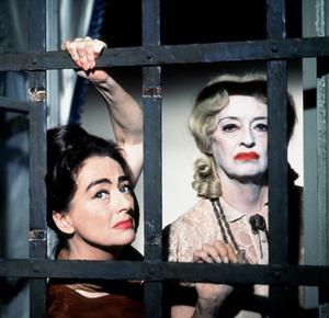 """What Ever Happened To Baby Jane?""Bette Davis, Joan Crawford1962 Warner Brothers**I.V. - Image 5959_0017"