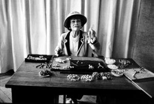 Coco Chanel1957 © 2000 Mark Shaw - Image 5970_0016