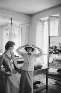 Coco Chanel 1957 © 2000 Mark Shaw - Image 5970_0018