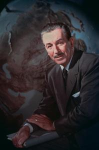 Walt Disney1958Photo by Paul Hesse - Image 5975_0051