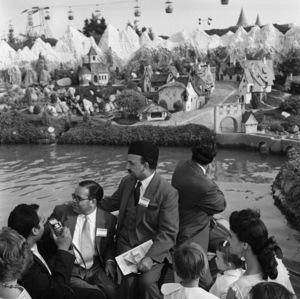 Disneyland (Storybook Land Canal Boats ride)1958© 1978 Sid Avery - Image 5975_0075