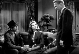 """The Big Sleep""Humphrey Bogart and Lauren Bacall1946 Warner Bros.MPTV - Image 5982_0002"