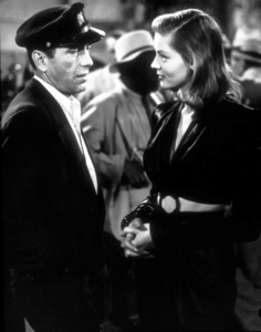 """""""To Have and Have Not""""Humphrey Bogart and Lauren Bacall1945 Warner Bros.Photo by Mac JulianMPTV - Image 5983_0005"""