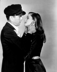 """To Have and Have Not""Humphrey Bogart and Lauren Bacall1945 Warner Bros.Photo by Bert LongworthMPTV - Image 5983_0006"
