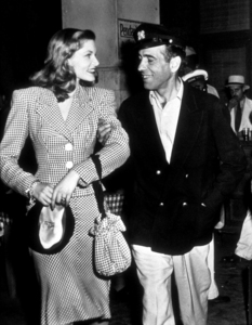 """""""To Have and Have Not"""" Lauren Bacall, Humphrey Bogart 1944 Warner Brothers Photo by Mac Julian - Image 5983_0009"""