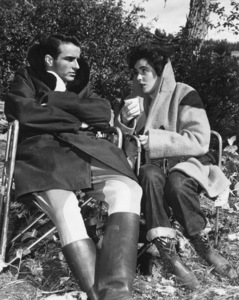 """""""A Place in the Sun""""Montgomery Clift & Elizabeth Taylor 1951 Paramount** I.V. - Image 5984_0004"""