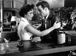 """""""Place In Tbe Sun, A""""Elizabeth Taylor, Montgomery Clift1951 Paramount / **I.V. - Image 5984_0013"""