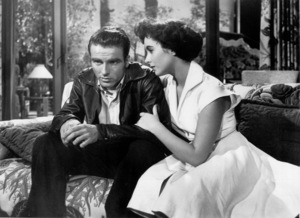 """""""Place In The Sun, A""""Montgomery Clift, Elizabeth Taylor1951 Paramount / **I.V. - Image 5984_0016"""