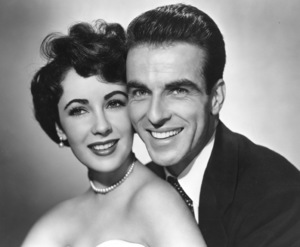"""""""A Place in the Sun""""Montgomery Clift & Elizabeth Taylor1951 Paramount**I.V. - Image 5984_0024"""