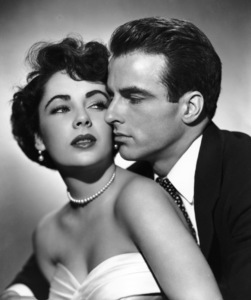 """""""A Place in the Sun""""Montgomery Clift & Elizabeth Taylor1951 Paramount**I.V. - Image 5984_0026"""