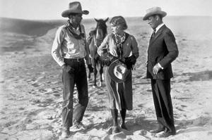 """The Winning of Barbara Worth""Gary Cooper, Vilma Banky, Ronald Colman1926 Samuel Goldwyn Company - Image 5989_0001"