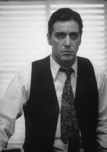 """Godfather 2""Al Pacino1974 ParamountPhoto by Bruce McBroom - Image 5993_0029"