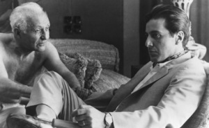 """""""The Godfather: Part II""""Lee Strasberg, Al Pacino1974 Paramount Pictures - Image 5993_0053"""