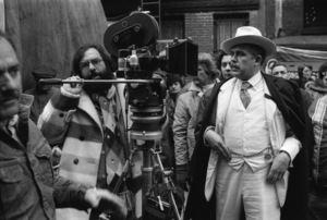 """""""The Godfather: Part II""""Director Francis Ford Coppola, Gastone Moschin1974 Columbia** I.V. - Image 5993_0073"""