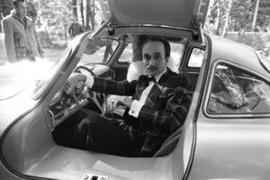 """""""The Godfather: Part II""""John Cazale, Mariana Hill1974Photo by Bruce McBroom** I.V. - Image 5993_0084"""