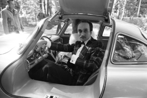 """The Godfather: Part II""John Cazale, Mariana Hill1974Photo by Bruce McBroom** I.V. - Image 5993_0084"