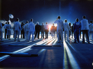 """""""Close Encounters of the Third Kind""""Bystanders © 1977 Columbia - Image 6001_0015"""