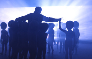 """Close Encounters of the Third Kind""1977 Columbia Pictures** I.V. - Image 6001_0027"