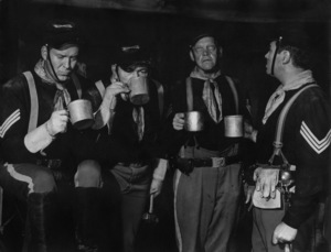 """Fort Apache""Victor McLaglen1948 RKO Radio PicturesPhoto by Al St. Hilaire - Image 6005_0003"