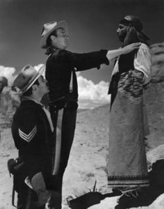 """Fort Apache""John Wayne1948 RKO Radio PicturesPhoto by Al St. Hilaire - Image 6005_0012"