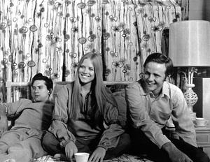 """Bang the Drum Slowly""Robert De Niro, Michael Moriarty1973 Paramount Pictures - Image 6006_0021"