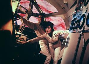 """""""Fantastic Voyage""""Raquel Welch, Stephen Boyd1966 20th Century © 1978 Ted Allan - Image 6013_0024"""