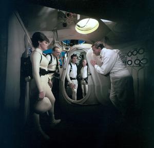"""Fantastic Voyage""Raquel Welch, Edmond O"