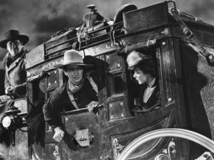 """Stagecoach"" John Wayne1939 United ArtistsPhoto by Ned Scott** I.V.  - Image 6015_0003"