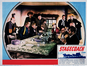 """""""Stagecoach,"""" United Artists 1939.Lobby card - Image 6015_0111"""