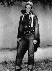 """Stagecoach"" John Wayne 1939 United Artists © 1978 by Ned Scott - Image 6015_0115"