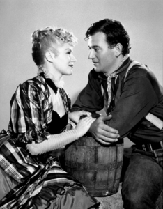 """""""Stagecoach,""""Claire Trevor and John Wayne1939/UAMPTV/ © 1978 Ned Scott Archive - Image 6015_0132"""