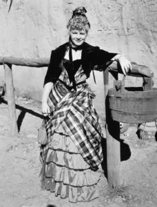 """""""Stagecoach""""Claire Trevor1939© 1978 Ned Scott Archive - Image 6015_0137"""