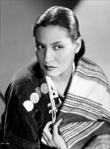 """Stagecoach"" Elvira Rios 1939 United Artists © 1978 Ned Scott Archive - Image 6015_0139"